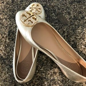 Tory Burch Classic Ballet Flats (size 7)